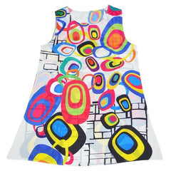 Women Sexy Vest A-Line Dresses Summer Vestidos Print Sleeveless Dress Casual Clothing Plus Size Mini Party Hot Selling H7