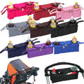 New Baby Stroller Bag Accessories 3 in 1 Organizer