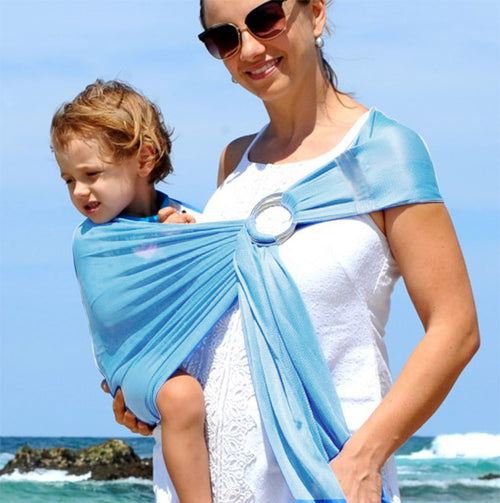 Baby Carriers Soft Comfortable ring sling. Slings Quick Dry Design