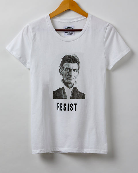 John Brown Resist Shirt Women's