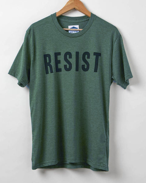 Resist Shirt - Resistance Enterprises