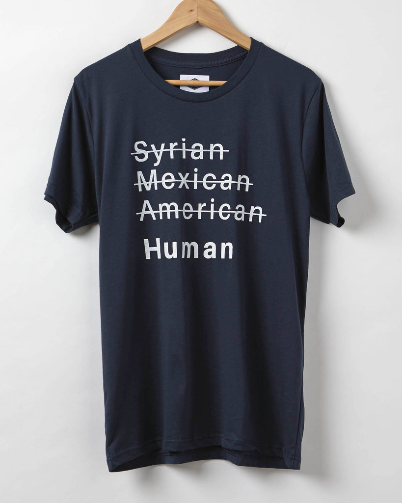 Human Rights Shirt - Men's T-Shirt - Men's Resist Shirt