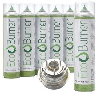 EcoBurner Master Fuel Carton (6 cases of 6 canisters)