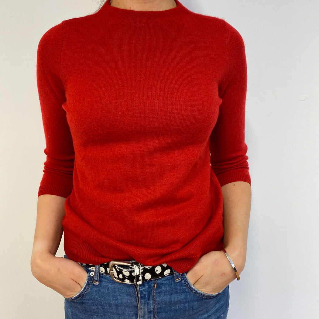 Scarlett Crew Neck Jumper Small Petite
