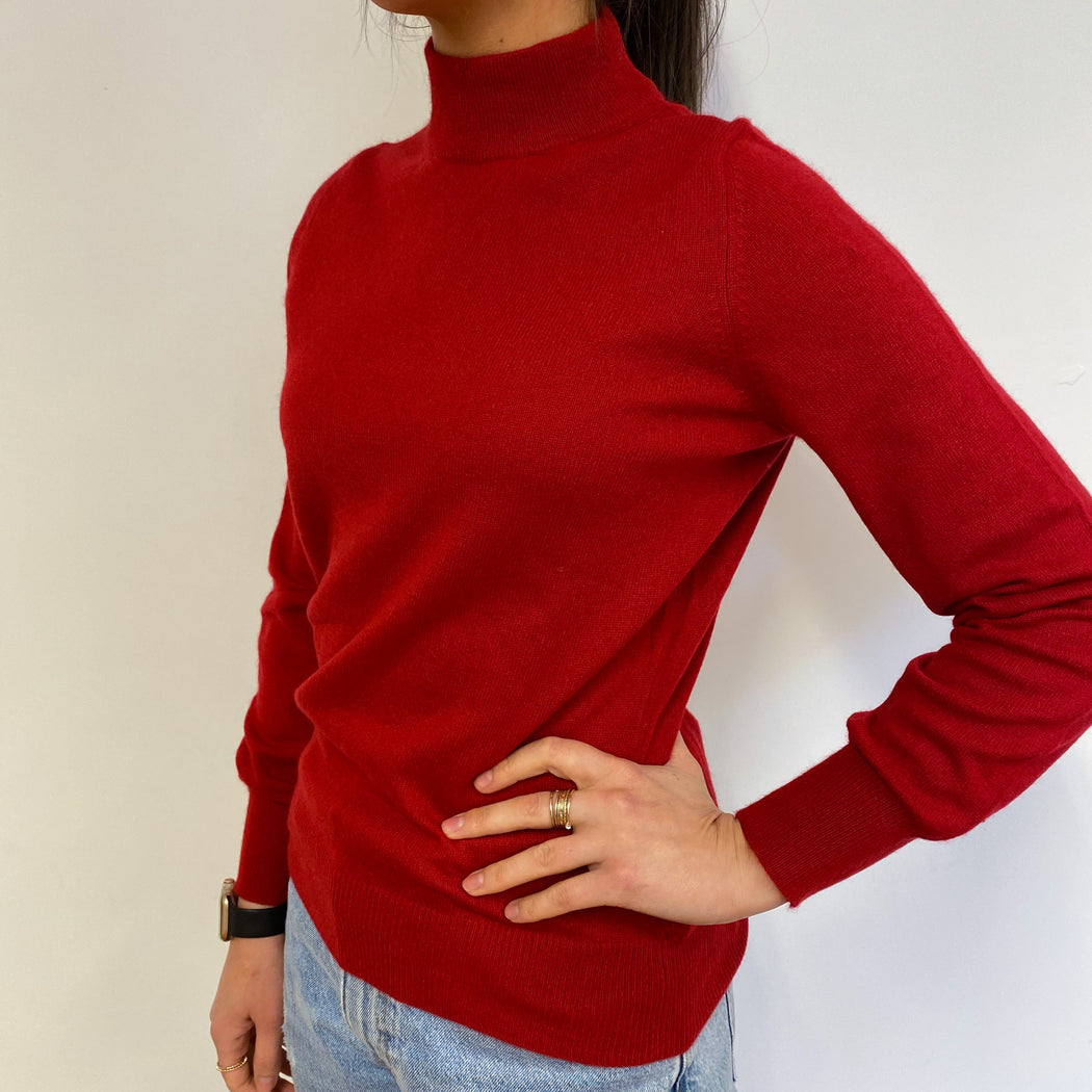 Scarlett Turtleneck Jumper Small
