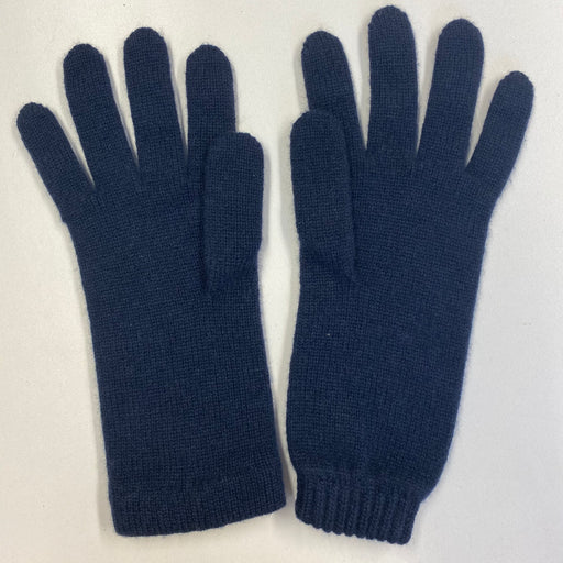 *New* Children's Blue Recycled Cashmere Gloves