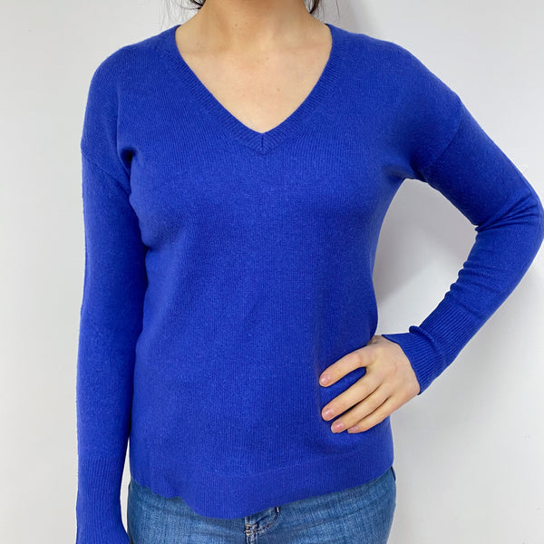 Bluebell V Neck Jumper Small