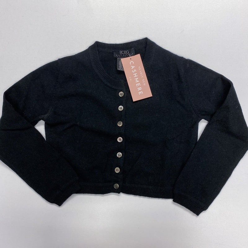 Children's Black Cardigan 5-6 Years