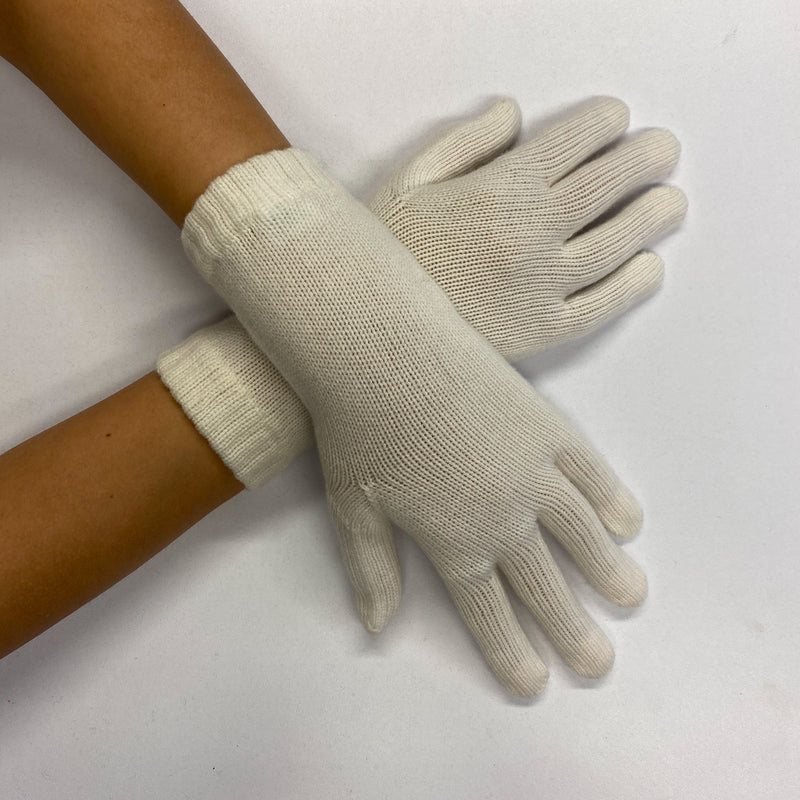 Brand New Winter White Gloves