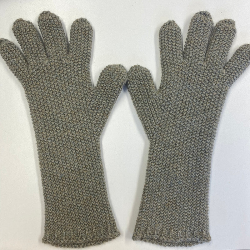 Brand New Cable Knit Cashmere Gloves