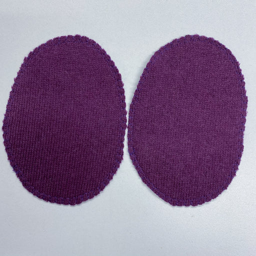 Grape Elbow Patches