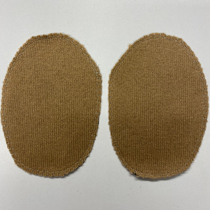 Large Elbow Patches Camel