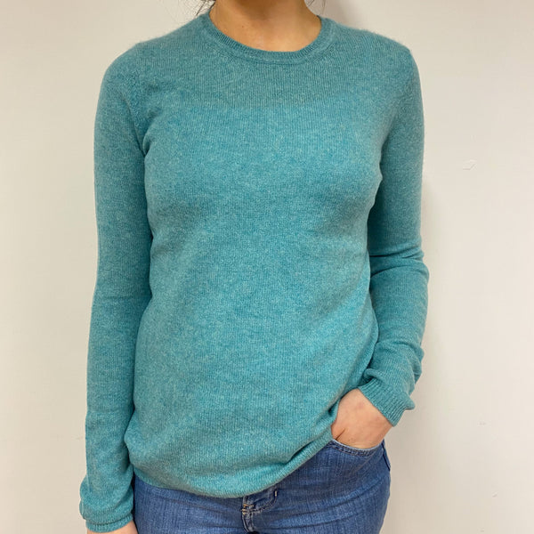 Aquamarine Crew Neck Jumper Small