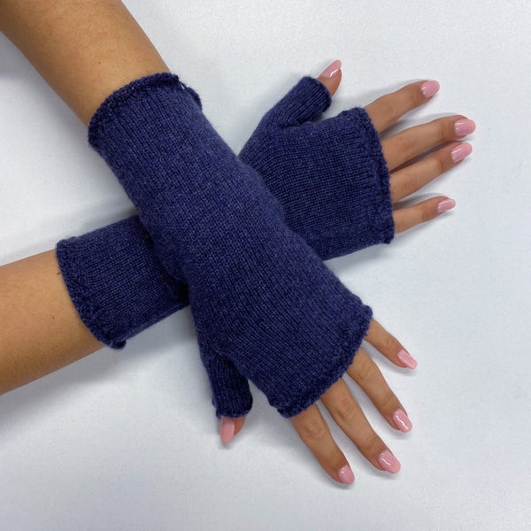 Brand New Blueberry Fingerless Gloves