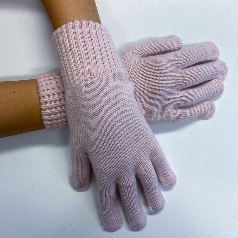 Brand New Pale Pink Gloves