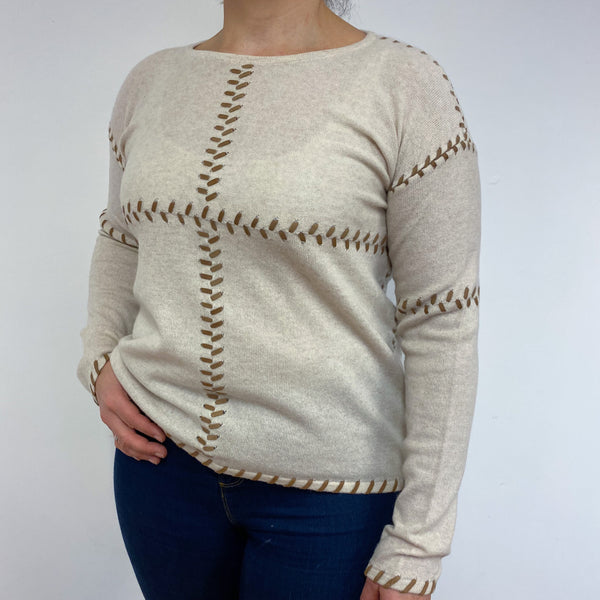 Unusual Vintage Crewneck Jumper Large