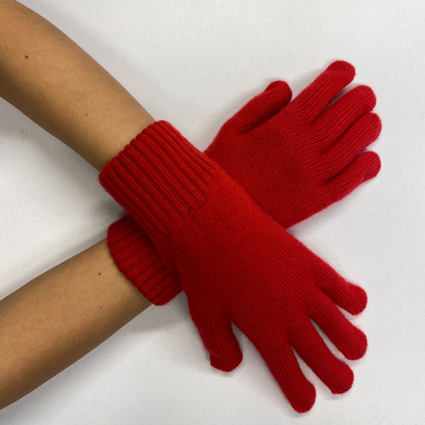 Brand New Christmas Red Gloves