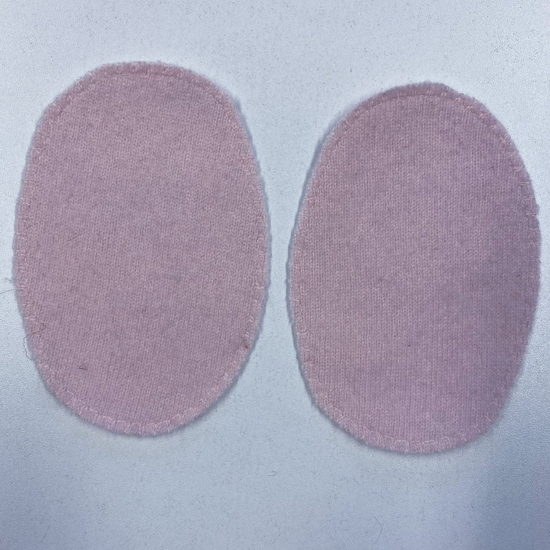 Ice Pink Elbow Patches