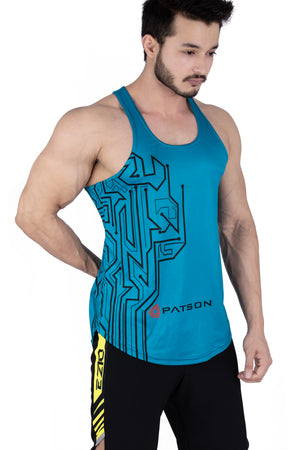 Signature Techno stringer - patson-fitness