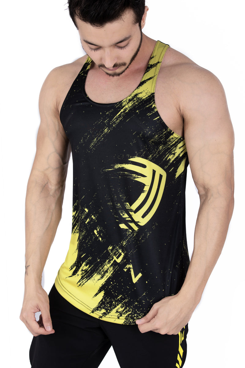 Signature Scratch Stringer - patson-fitness