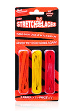 StretchLaces – Adult Size 40″ (Casual) 3 Pack