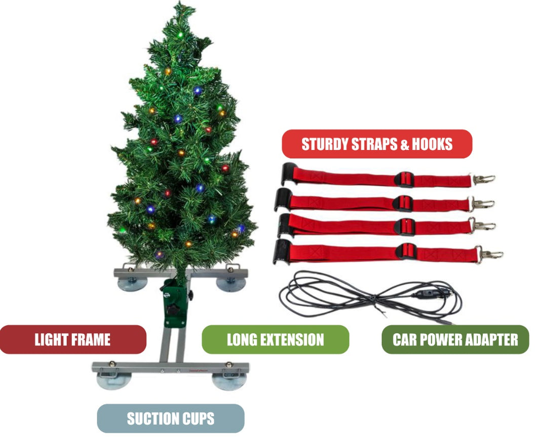 The Christmas Car Tree - The only Christmas Tree For Your Car ...