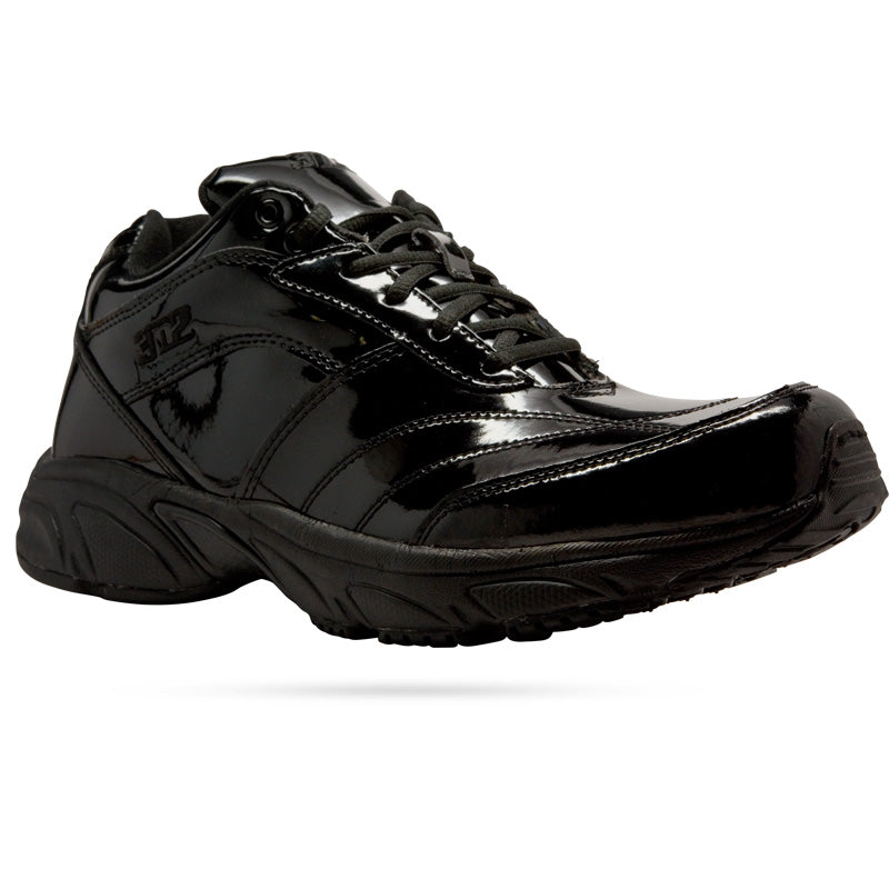 3N2 REACTION LOW PATENT LEATHER REFEREE SHOE
