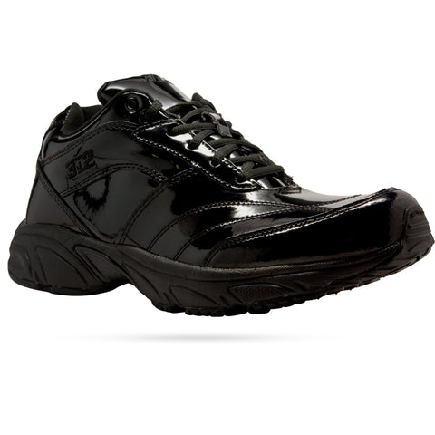 3N2 REACTION LOW PATENT LEATHER REFEREE SHOE EE