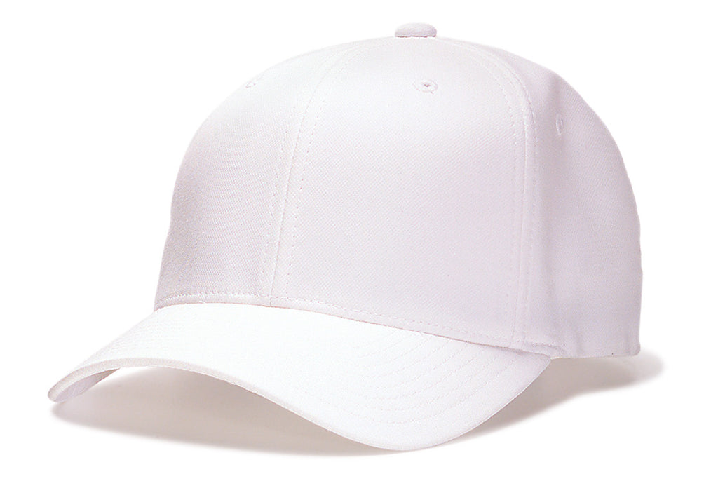 Richardson Flex Fit Football Hat - White