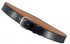 Smitty Black Polyurethane Belt