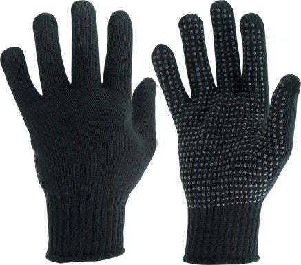 MANZELLA KNIT GLOVES