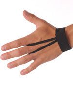 Elastic Wrist Down Indicator - Available in Black, Pink or White