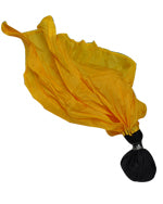 Gold Flag Available with Black, Gold, or White Ball
