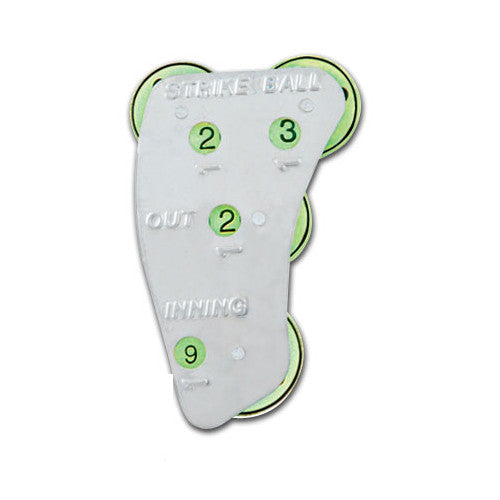 Champro Optic Green 4-Dial Steel Indicator