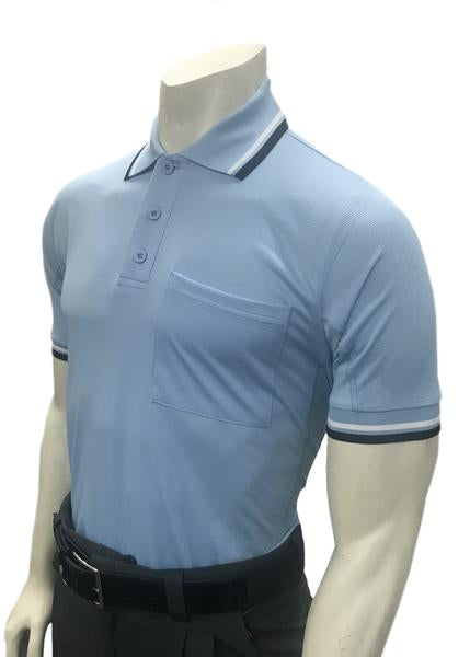 "Smitty ""BODY FLEX"" Traditional Style (BBS300 Style) Short Sleeve Umpire Shirts"