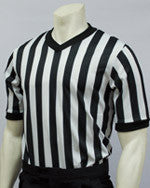 Basketball and Wrestling Officials Performance Mesh V-Neck Shirt