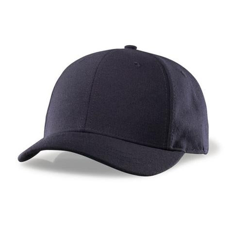 "RICHARDSON 4 STITCH UMPIRE SURGE 2"" - 4 STITCH FITTED HAT - BLACK OR NAVY"