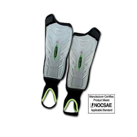 SOCCER STYLE SHIN GUARDS FOR UMPIRES