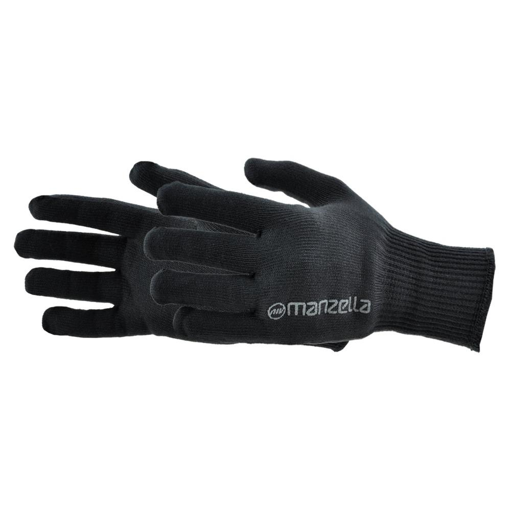 MANZELLA Men's Max-10 Liner Outdoor Glove Liners