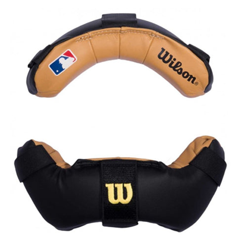 WILSON MLB TWO TONE LEATHER REPLACEMENT PADS