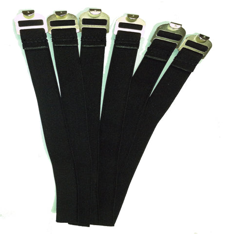 REPLACEMENT LEG GUARD STRAPS