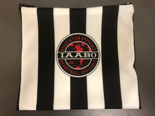 Whistle Bag w/IAABO logo
