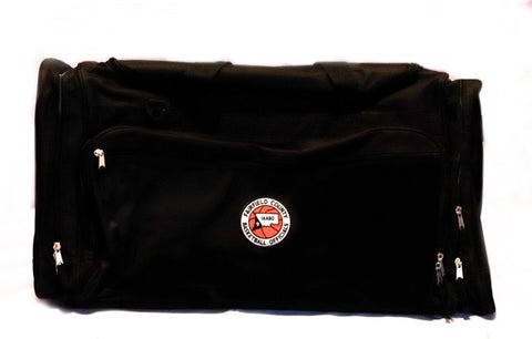 DELUXE EQUIPMENT BAG W/IAABO BOARD 9 LOGO