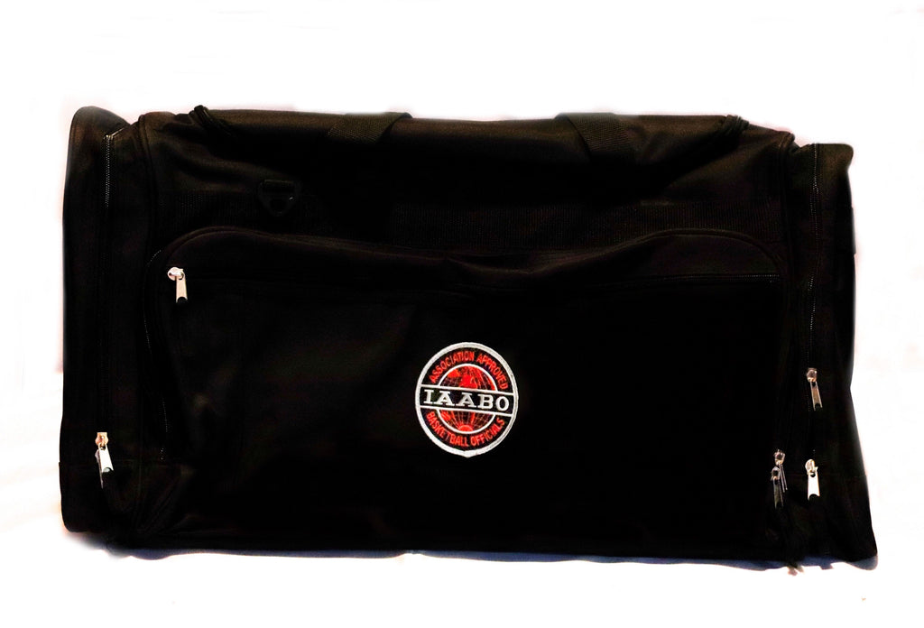DELUXE EQUIPMENT BAG W/IAABO LOGO