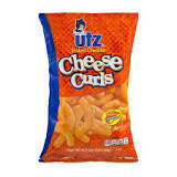 Utz Baked Cheddar Cheese Curls