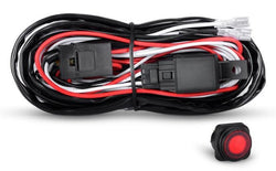 LED Light Bar Wiring Harness Kit with on/off switch