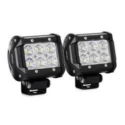 Nilight LED 18 watts Flood Light Pair