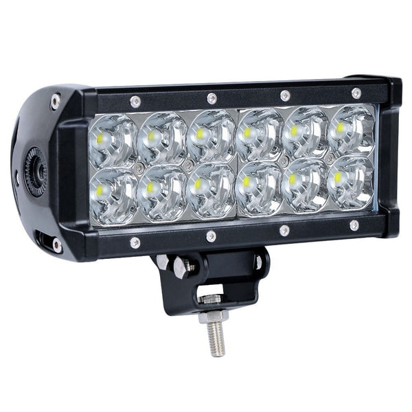 Nilight 36W Dual Mounting LED Spot Light Bar