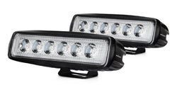 Nilight 18W LED Light Bar Pair