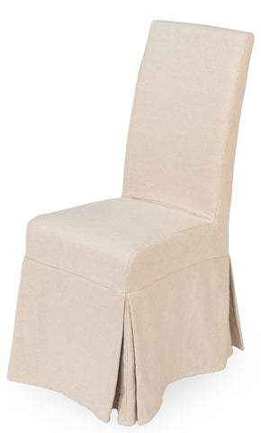Draped Side Chair by Sarreid